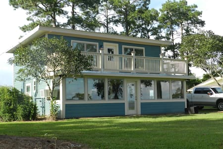 Lake House 3 bedroom/ 2 bath home. - Lake Arthur - House
