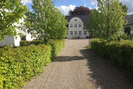 Old farm house, Moltrup - Haderslev - Talo