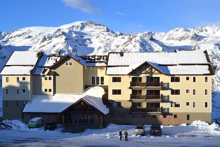 2B/2B Apartment in Valle Nevado Ski Resort - Lakás