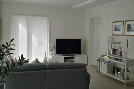Brand new apartment 15min from Bergen City - Apartamento