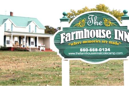 Farmhouse rental - Szoba reggelivel