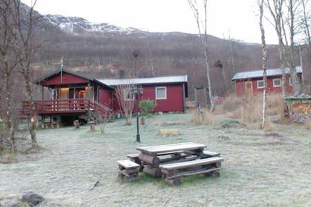 Tromsø, Ramfjord - Hytte/enebolig with WiFi - Tromsø - Casa