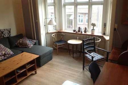 Spacious room in downtown Aarhus