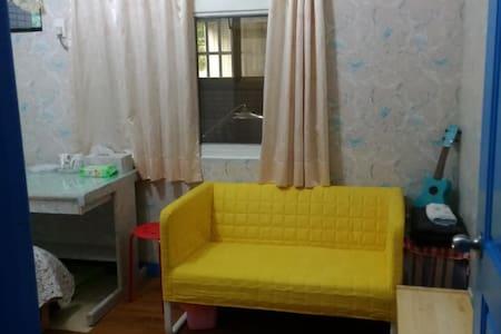 免費機場接送,雙人房,早餐,省錢首選Free airport transfer+breakfast - Zhongli District - Appartamento