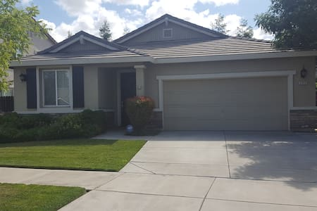 Nice House in a Great Neighborhood - Turlock - Ház