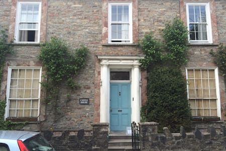 Double Room in Bampton Home (one of two) - Bampton - Hus