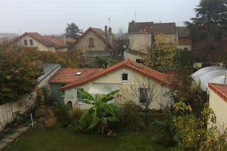 Maison près Orly aéroport,breakfast - Villeneuve-le-Roi