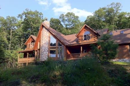 Ravenscliff-Zen Catskill Mountain Retreat - Olivebridge