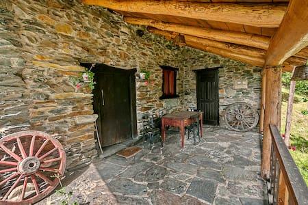 El Loceo, Casa rural para 6 personas - Huis