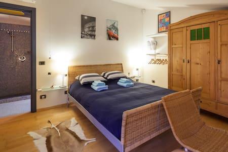 Attico 4 stagioni con terrazza - Bussolengo - Apartment