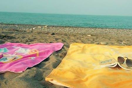 Appart pieds dans l'eau - Oued laou - Pis