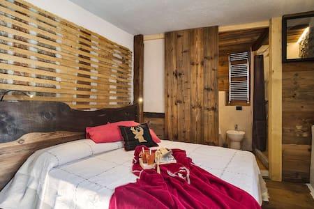 Maison La Saxe - Double room_2 - Courmayeur