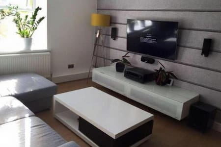 Superb Pad in the Heart of Cardiff City Center - Apartemen