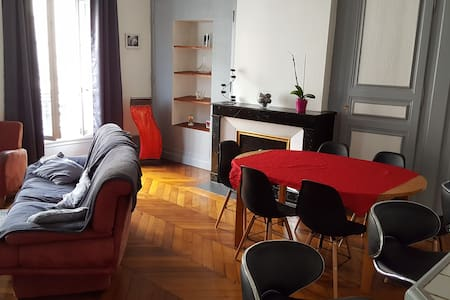 Chambre ds appartment centre ancien - Wohnung