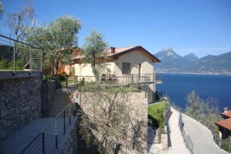 Elegante appartamento vista lago - Brenzone - Apartment