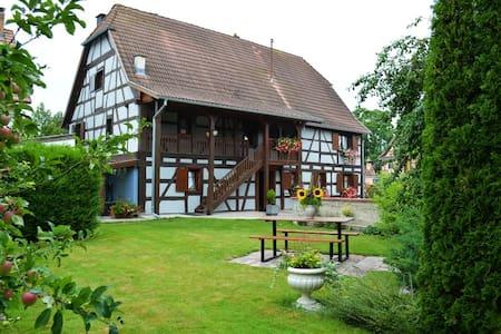 Gite du Ried - Jebsheim