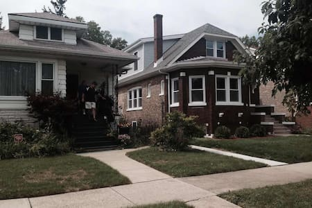 Single family home beds for rent - Oak Park - Maison
