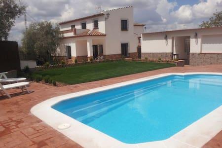 Alojamiento rural ventorro loreto casa Ardila Alba - Villanueva del Trabuco, Andalucía, ES