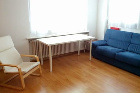 Clean bedroom near the lake and train station - Appartamento