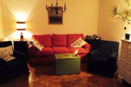 Kleines Häuschen für 6 Personen - Dům
