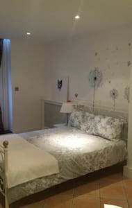 Luxury Large Room in Hyde Park with Private Garden - Huoneisto