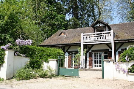Stay on the banks of Seine - Samois-sur-Seine