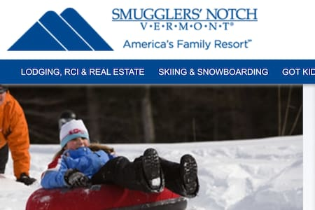Vermont's Smugglers Notch.Resort - Wohnung