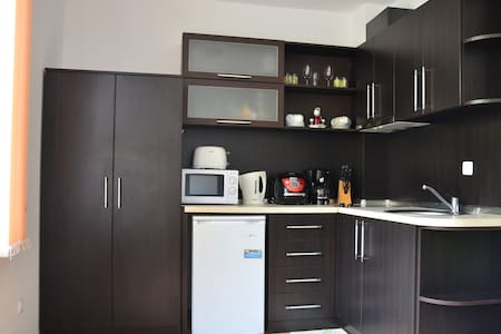 Studia, Siana, St. Vlas - Apartment