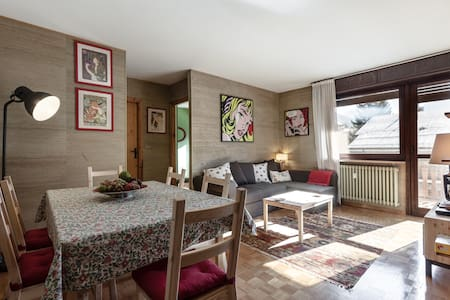 Nice apartment close to the slopes! - Lejlighed