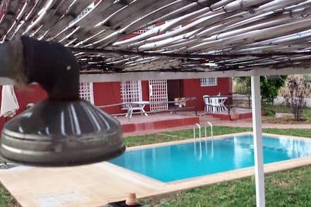 Ferme d'hôtes Aghbalou - La suite de luxe - Vila