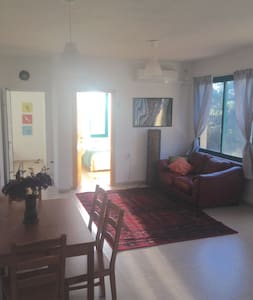 A cozy place in the Galilee - Haluts - Apartment