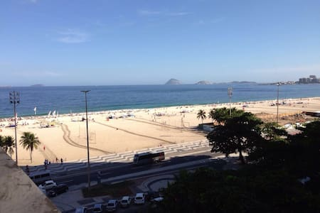Apartment in front of Beach - Río de Janeiro - Apartamento