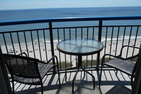 12th Floor Direct Ocean Front Great Views ! - Apartment