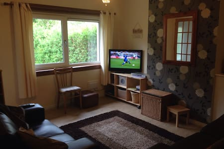 Cottage 10 mins from beach and golf - Banff
