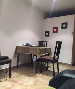 Habitació privada Santa Maria d'Oló - Wohnung