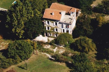 La Bastide des Lauzières - Entrechaux - Villa