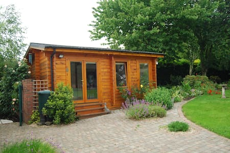 Sonas Studio Garden Room has it's own ensuite - Cabinteely