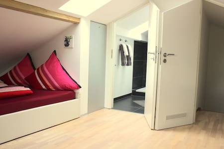 awesome attic appartement near Arena,MOC,Zenith - München - Apartment