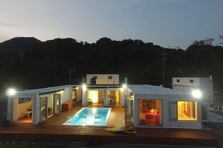 "Amami Beach Front ""Villa Kazbo"" - Villa"