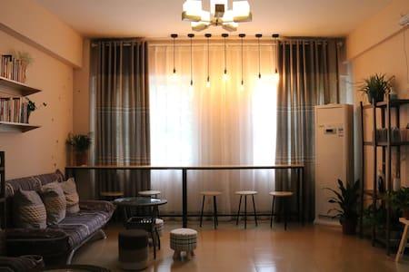 左岸青旅男生房(床位出租) - House