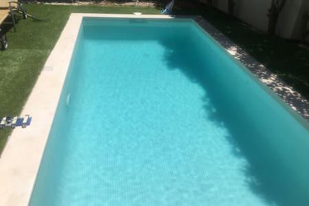 P.baja 3hbt piscina propia - Haus