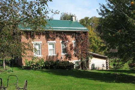 Valley Mills Miller's Cottage - Ház