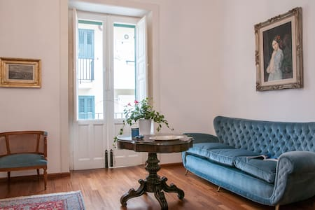 Charming apartment with hill view - Scicli - Apartment