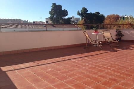 Apartment with terrace in Mérida - Mérida
