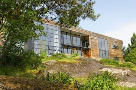 Arkitektbolig med utsikt til Oslo - Nesodden