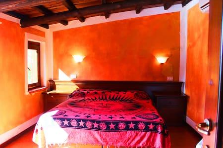 Il Feudo - Camera Matrimoniale (5B) - San Costantino - Bed & Breakfast