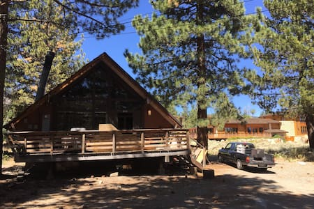 Stand Alone Cabin in the Heart of Town - Mammoth Lakes - Maison