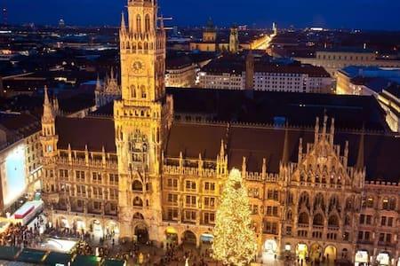 Central place in Munich - Munich - Appartement