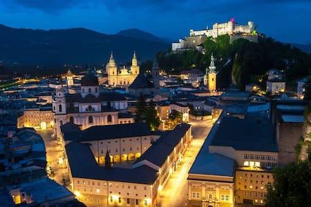 ARTHOUSE ALTSTADT Center of City Salzburg Oldtown5 - Pis