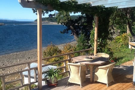 Seclusion by the sea with long term winter rental! - Ház
